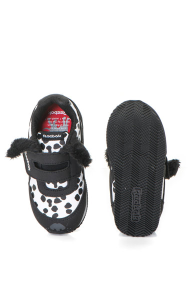 Reebok Sport Pantofi sport cu design dalmatian Royal Classic Jogger 2.0 KC Baieti