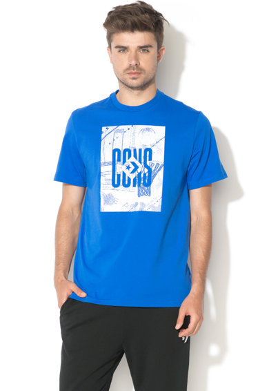 Converse Logómintás póló 3 férfi