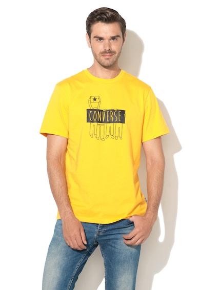 Converse Тениска с лого 5 Мъже