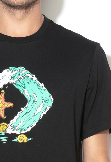 Converse Póló gumis grafikai mintával férfi