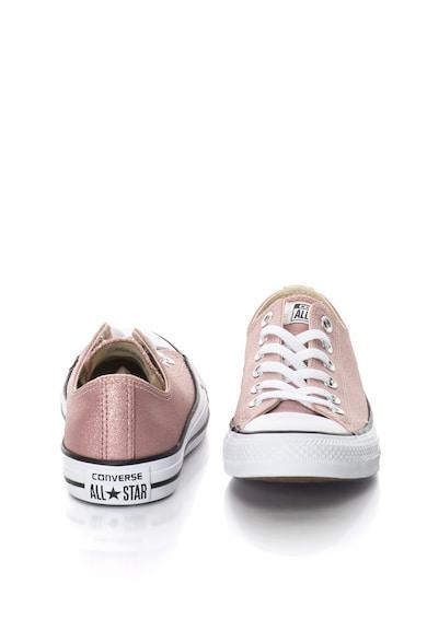 Converse Unisex Chuck Taylor All Star OX bevont orrú fényes cipő női
