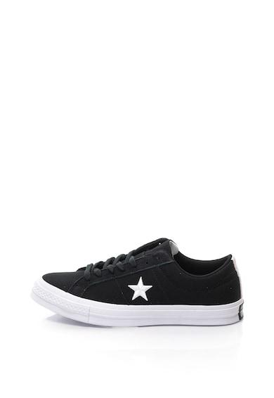 Converse One Star OX tornacipő hímzett csillaggal női