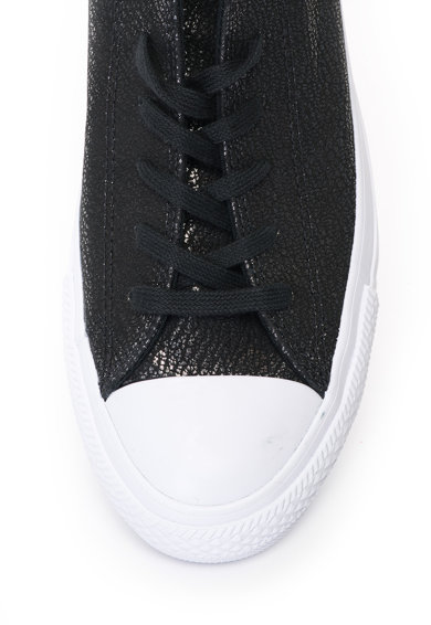 Converse Chuck Taylor All Star Ox nubuk bőrcipő fényes hatással női
