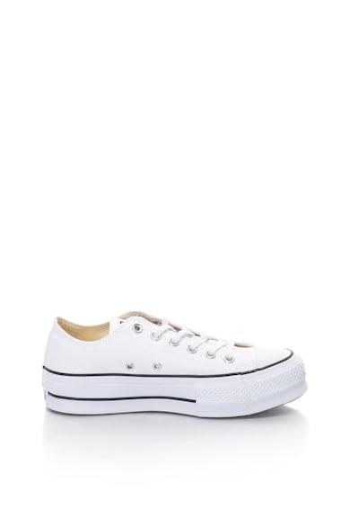 Converse Chuck Taylor All Star Lift flatform plimsolls cipő női