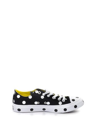 Converse Chuck Taylor All Star Ox mintás cipő női