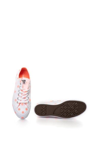 Converse Chuck Taylor All Star Ox pöttyös cipő női
