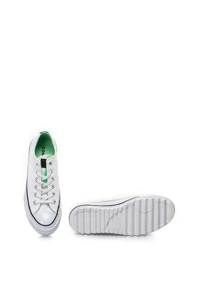 Converse Chuck Taylor All Star Ox flatform mintás cipő női