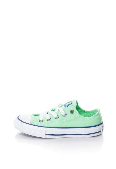 Converse Chuck Taylor All Star Ox vászon tornacipő logóval Lány
