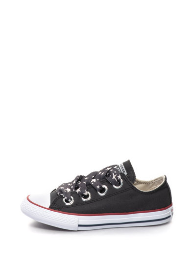 Converse Chuck Taylor All Star cipő csillagmintás fűzővel Fiú