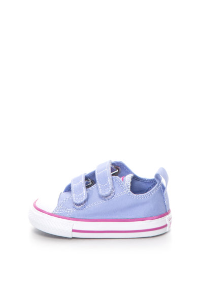 Converse Платнени спортни обувки Chuck Taylor All Star 2V Ox Момичета