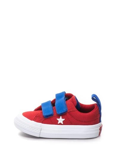 Converse One Star 2V OX tépőzáras cipő Lány