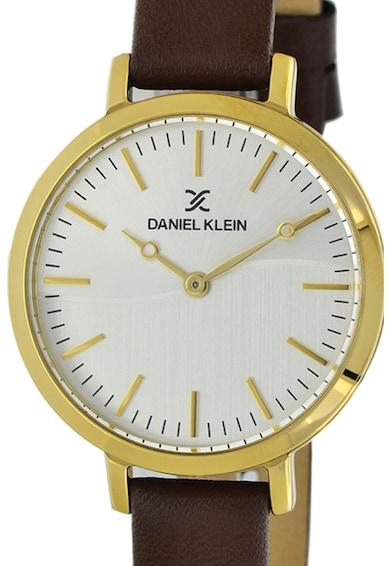 DANIEL KLEIN Ceas cu o curea din piele Femei