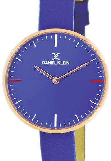 DANIEL KLEIN Ceas cu o curea de piele Femei