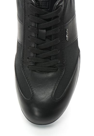 Geox Pantofi sport respirabili cu garnituri de piele Wells Barbati