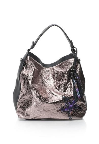 Zee Lane Geanta shopper cu aspect metalizat Femei