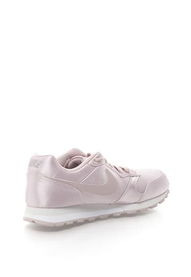 Nike Pantofi sport cu aspect de satin MD Runner 2 Femei