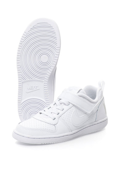 Nike Pantofi sport cu talpa joasa Court Borough Baieti