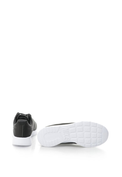 Nike Pantofi sport cu aspect de satin si logo stantat Tanjun Premium Femei