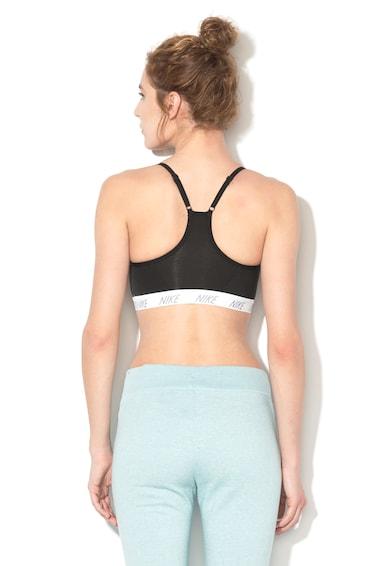 Nike Fitneszmelltartó kivehető szivacsbetéttel női