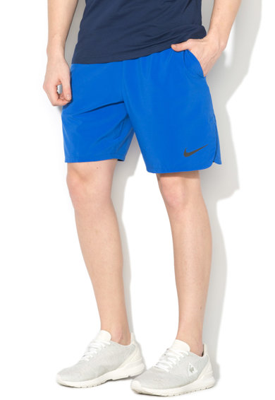 Nike Flex rövid edzőnadrág rugalmas derékrésszel és oldalzsebekkel férfi