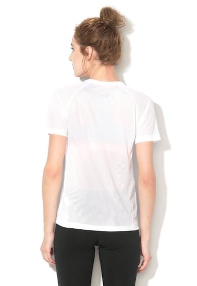 Nike Тениска за бягане с мрежести зони, 932499 Жени