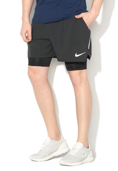 Nike Спортен къс панталон Flex 1 Мъже