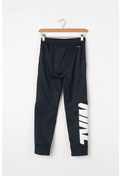 Nike Спортен панталон Therma за фитнес Момчета