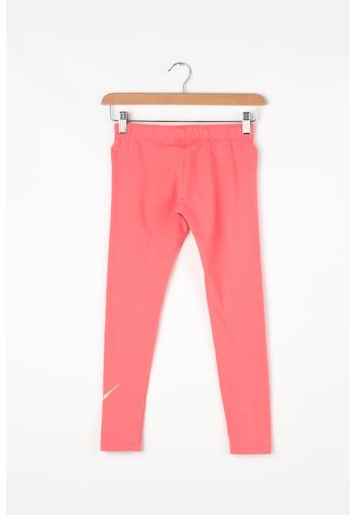Nike Logómintás capri fitnesz leggings Lány