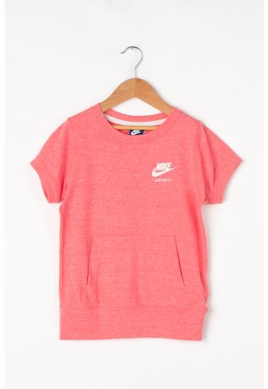 Nike Sportpóló kenguruzsebbel Lány
