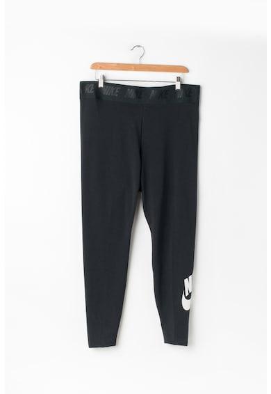 Nike Crop legging rugalmas derékrésszel női