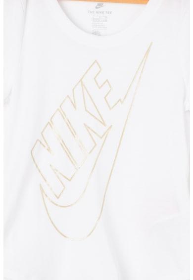 Nike Тениска по тялото с лого14 Момичета