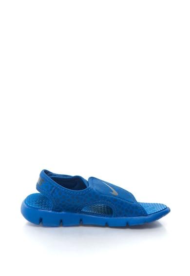 Nike Sandale cu logo Sunray Adjust Baieti