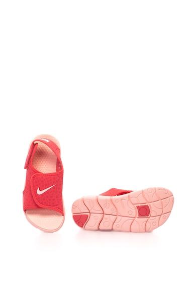 Nike Регулируеми сандали Sunray с велкро Момичета