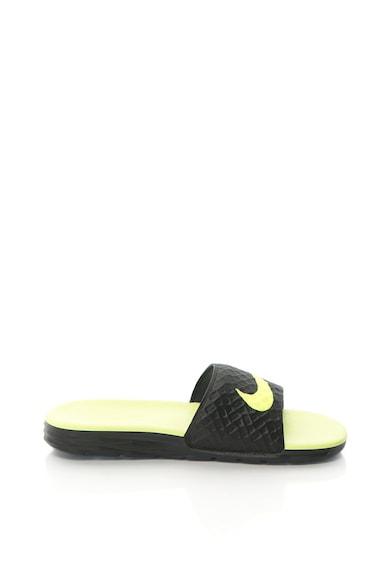 Nike Papuci cu logo Benassi Solarsoft 705474 Barbati