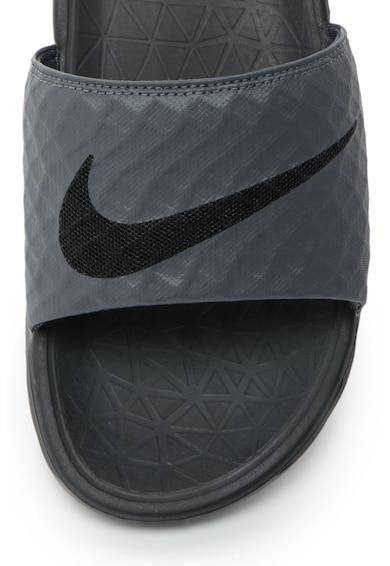 Nike Papuci cu logo Benassi Solarsoft Barbati