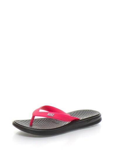 Nike Papuci flip-flop cu logo stantat Fete