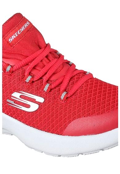 Skechers Pantofi sport cu insertii de plasa Dynamight Fete