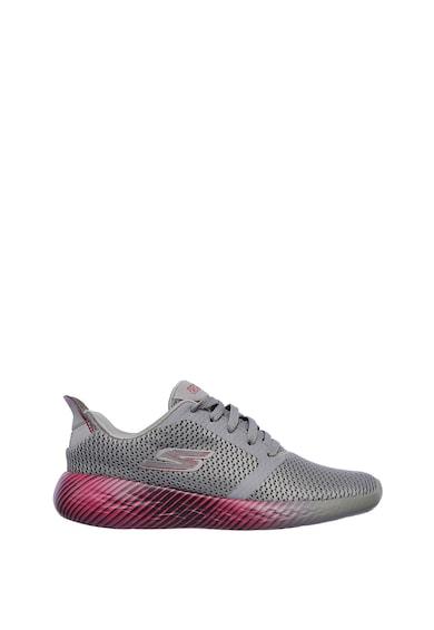 Go Run 600 Spectra hálós anyagú sneakers cipő - Skechers (15067-CCPK) 778bec5f8e