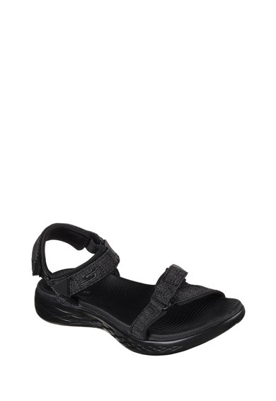 Skechers Sandale cu banda velcro On-The-Go 600-Radiant Femei