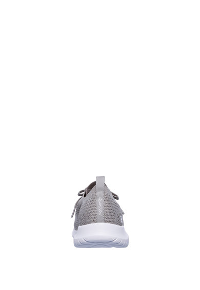Skechers Pantofi sport cu design slip-on si aspect tricotat Ultra Flex Femei