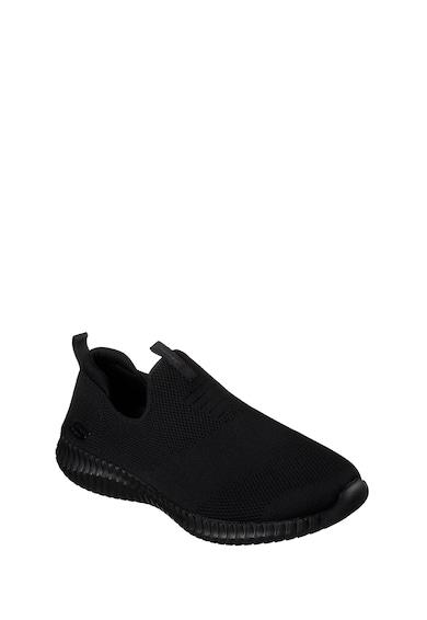 Skechers Pantofi sport slip-on cu talpa texturata Elite Flex - Wasick Barbati