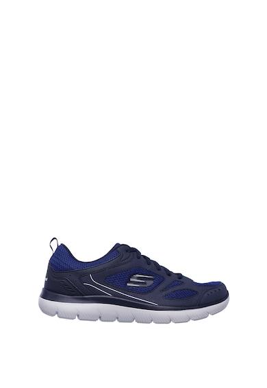 Skechers Спортни обувки Summits - South Rim с кожа и мрежеста материя Мъже