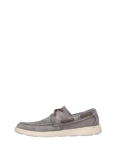 Skechers Pantofi casual de panza Status Melec Barbati