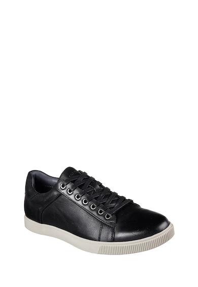 Skechers Кожени спортни обувки Volden Fandom Мъже
