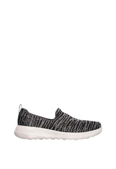 Skechers Pantofi slip-on cu aspect tricotat Go Walk Joy Femei
