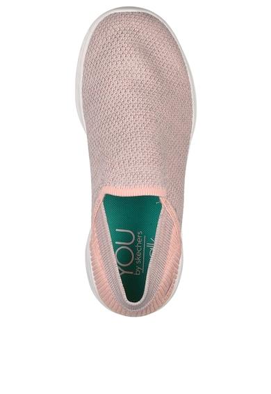 Skechers Pantofi slip-on de plasa tricotata You Femei