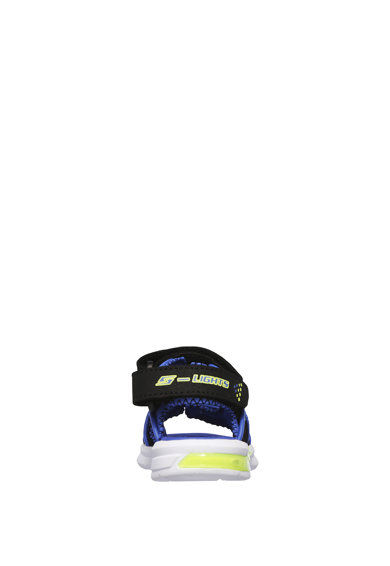 Skechers Сандали E-II с LED светлини Момчета