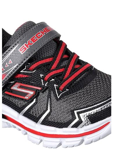 Skechers Спортни обувки Nitrate с мрежести детайли Момчета