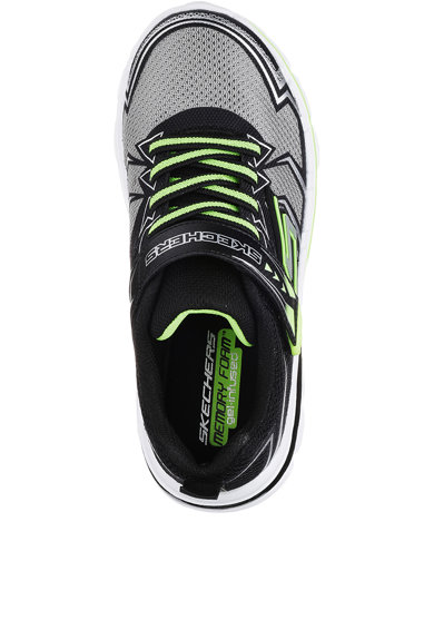 Skechers Pantofi slip-on cu insertii de plasa Nitrate Baieti