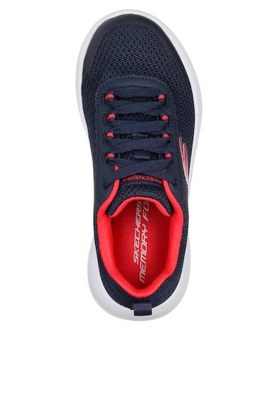Skechers DYNAMIGHT sportcipő hálós anyagú betétekkel Fiú